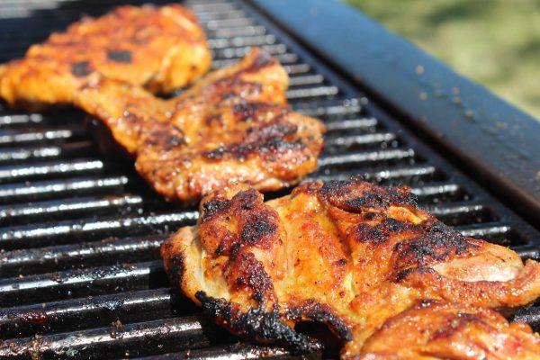 Pollo Fino vom Grill